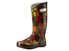 Bogs - Rainboot Veggie (Brown Veggie Multi) -
