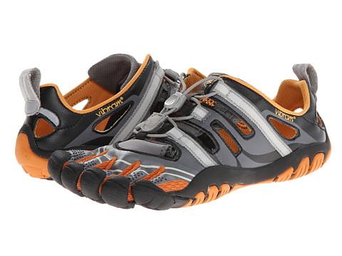 Vibram FiveFingers - TrekSport Sandal (Grey/Orange) Women