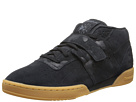 Reebok Workout Mid Strap EMB Camo (Black/Graphite/Gum) Men's Shoes