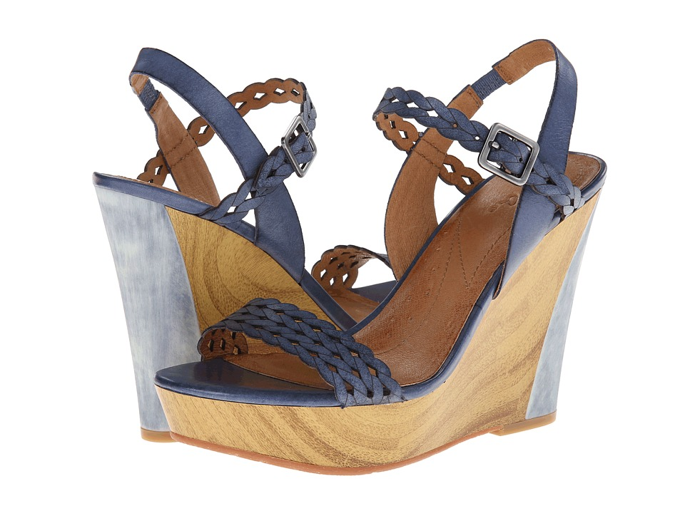 Naya - Bellina (Dark Blue Leather) Women