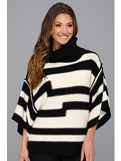 SALE! $89.99 - Save $208 on Trina Turk Kimana Sweater (Black) Apparel - 69.80% OFF $298.00
