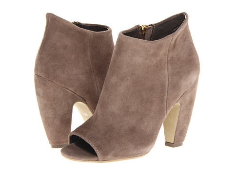 Steve Madden Paulina (Taupe Suede) Women's Dress Boots