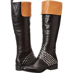 Nine West Nickson (Black Leather) Footwear