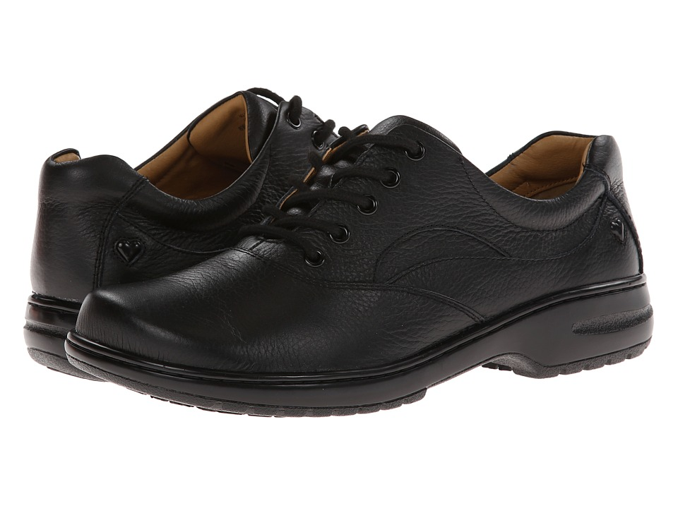 Nurse Mates - Macie (Black) Women's Lace up casual Shoes