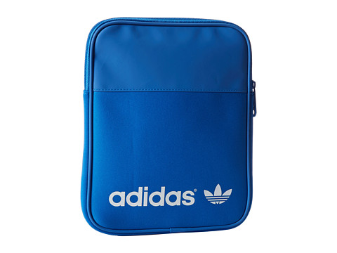 adidas Originals Tablet Sleeve (Bluebird/White) Bags