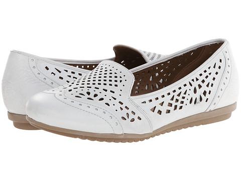 Cobb Hill - Ivy (White) Women's Shoes
