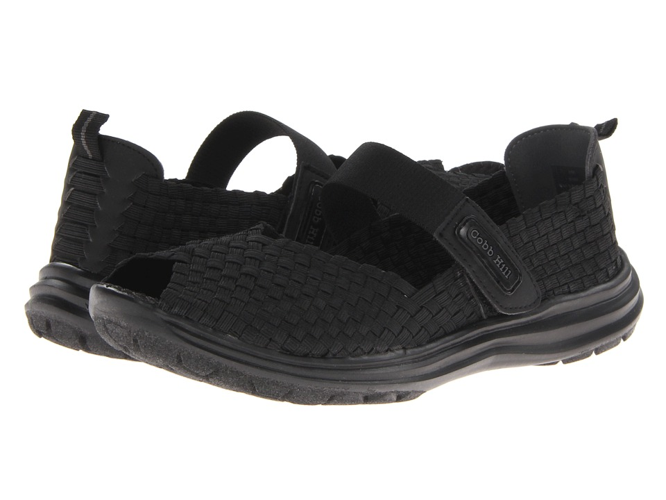 Rockport - Cobb Hill Wink (Black) Women's Shoes
