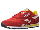 Reebok Classic Nylon R13 (Techy Red/White/Athletic Yellow) Women's Shoes