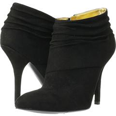 Nine West Junette (Black Suede) Footwear