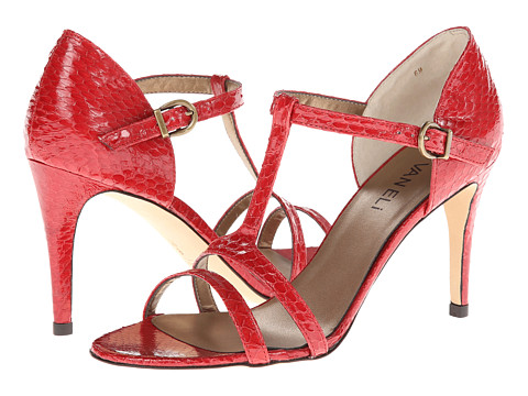 Vaneli - Easily (Red Whip Snake) High Heels