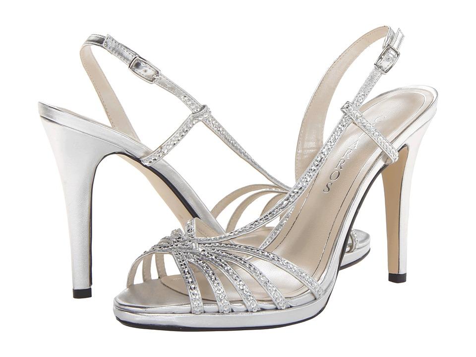 Caparros - Kathleen (Silver Metallic) High Heels