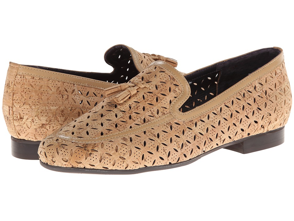 Vaneli - Roman (Natural Cork/Camel Kid) Women's Shoes