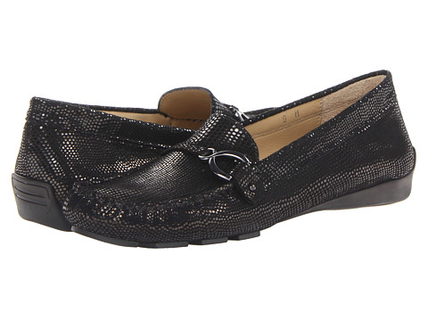 Vaneli - Rummy (Black E-Prt/Mtch Stitch/Gunmetal) Women's First Walker Shoes