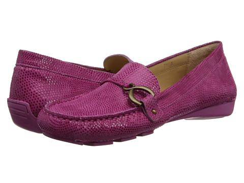 Vaneli - Rummy (Fushia E-Prt/Mtch Stitch.Ant Gold) Women's First Walker Shoes
