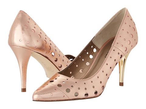 Vaneli - Skinny (Rose Gold Nappa) High Heels