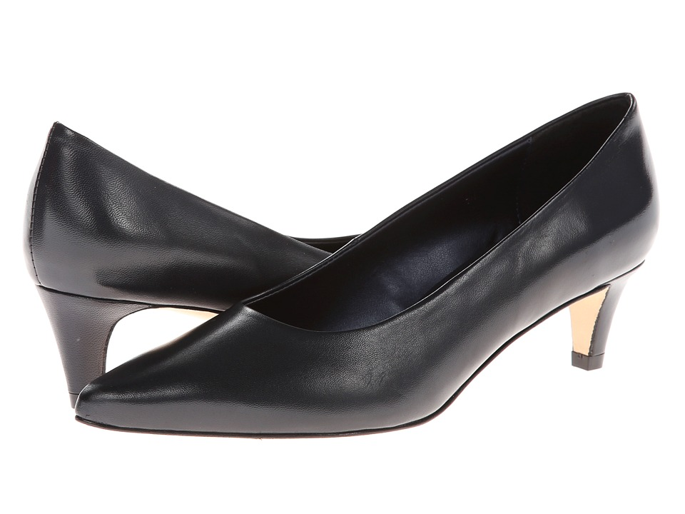 Vaneli - Tidy (Navy Nappa) High Heels