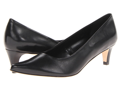 Vaneli - Tidy (Black Nappa Leather) High Heels