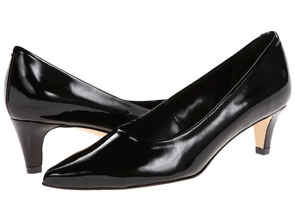 Vaneli - Tidy (Black Smack Met Patent) High Heels