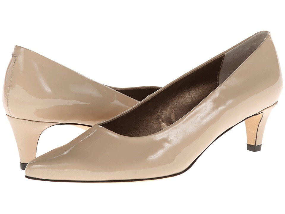 Vaneli - Tidy (Ecru Mag Patent) High Heels
