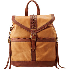 SALE! $136.99 - Save $111 on Lucky Brand Carlyle Backpack (Cognac Brandy) Bags and Luggage - 44.76% OFF $248.00