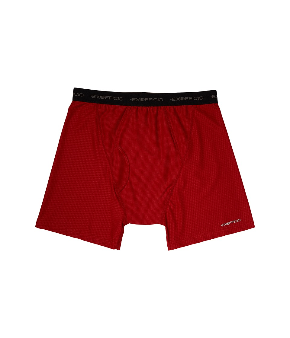 ExOfficio - Give-N-Go(r) Boxer Brief (Stop) Men's Underwear