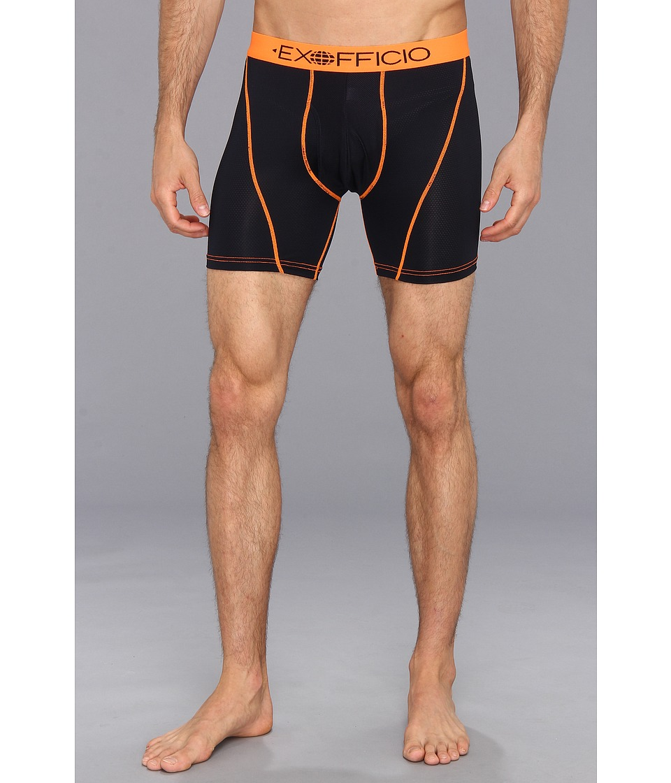 ExOfficio - Give-N-Go Sport 6 Boxer Brief (Curfew) Men's Underwear