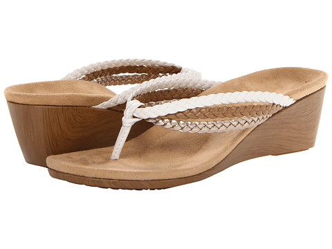 VIONIC with Orthaheel Technology - Ramba (Natural) Women's Sandals