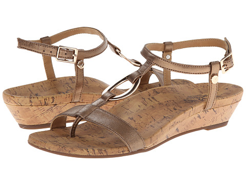 VIONIC with Orthaheel Technology - Martinique (Bronze) Women's Sandals