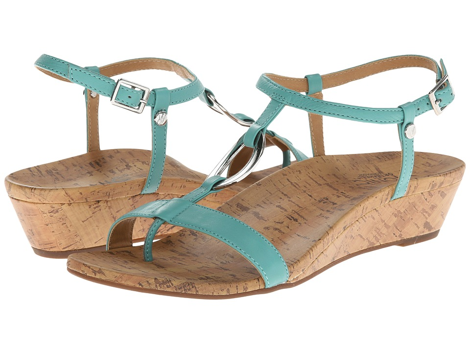 VIONIC with Orthaheel Technology - Martinique (Mint) Women's Sandals