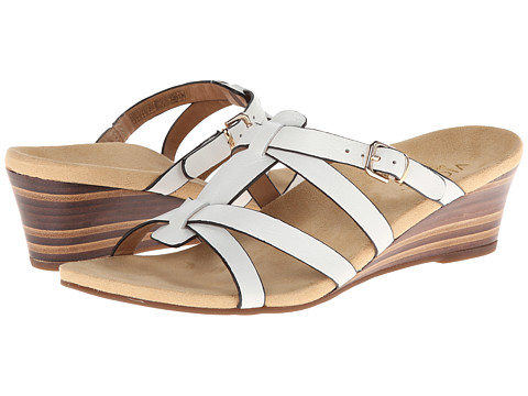 VIONIC with Orthaheel Technology - Rio (White) Women's Sandals