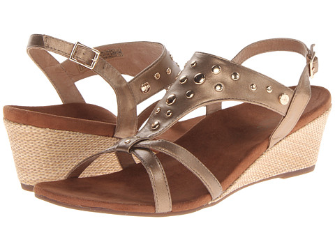 VIONIC with Orthaheel Technology - Catarina (Bronze) Women's Sandals