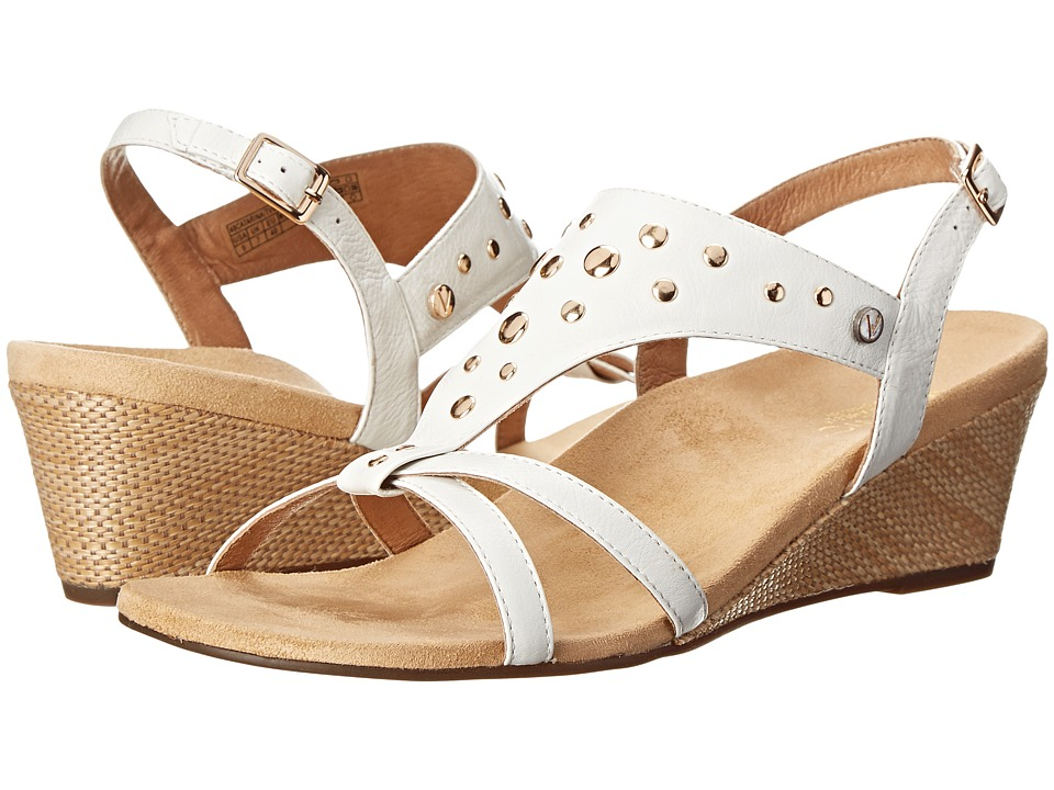 VIONIC with Orthaheel Technology - Catarina (White) Women's Sandals
