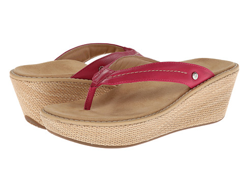 VIONIC with Orthaheel Technology - Grenada (Fuchsia) Women's Sandals