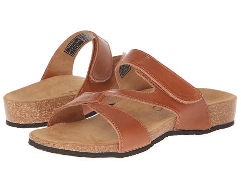 VIONIC with Orthaheel Technology - Pamplona (Tan) Women's Sandals