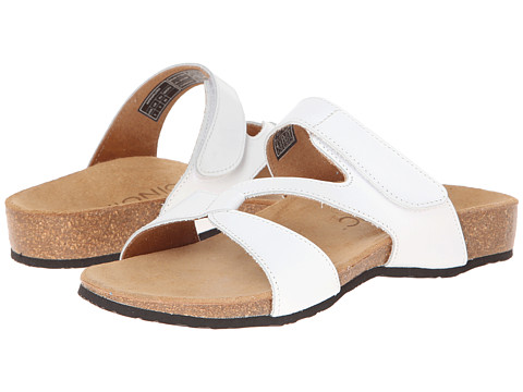VIONIC with Orthaheel Technology - Pamplona (White) Women's Sandals