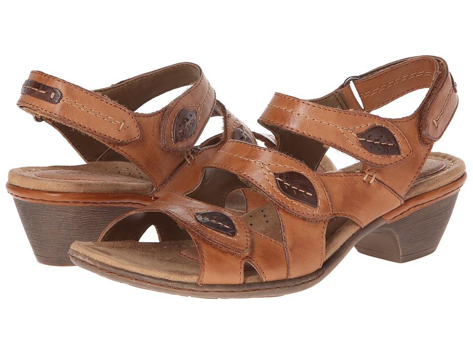 Rockport Cobb Hill Collection - Virginia (Tan) Women's Sandals