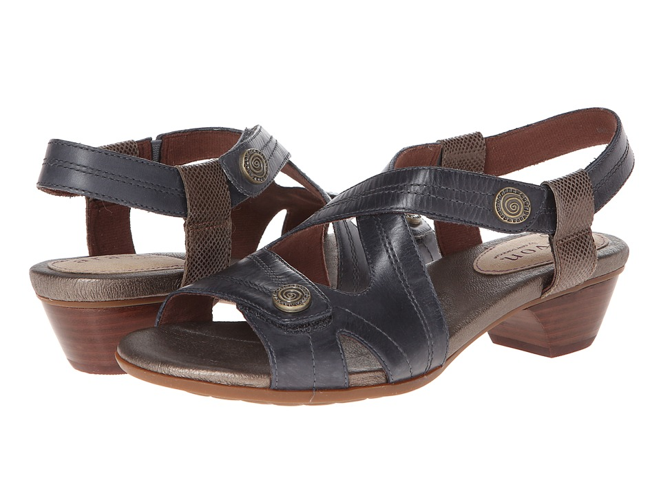 Aravon - Sonia (Navy Multi) Women's Sandals