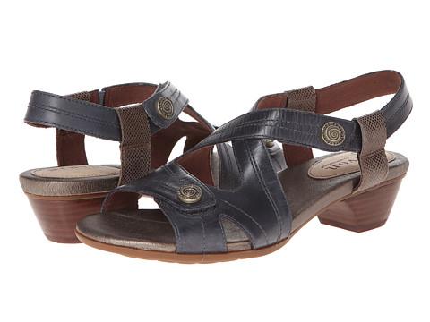 Aravon - Sonia (Navy Multi) Women's Sandals