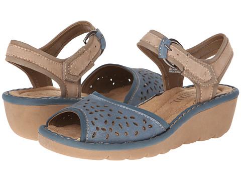 Cobb Hill - Odessa (Blue/Multi) Women's Sandals