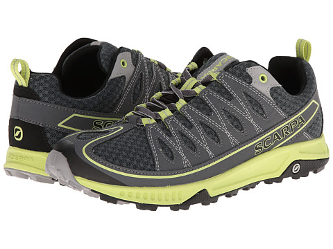 Scarpa - Ion (Shark/Lime) Women's Shoes