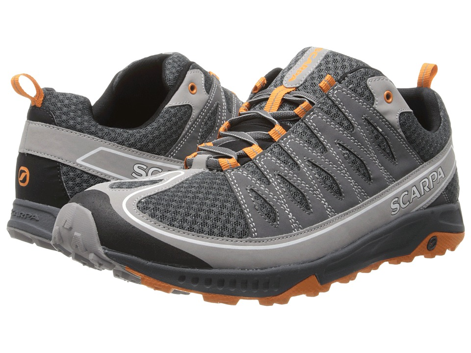 Scarpa - Ion (Shark/Orange) Men