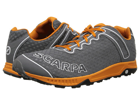 Scarpa - Tru (Grey/Orange) Men's Shoes