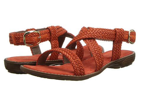 Sesto Meucci - Basket (Orange Tuffy Weave) Women