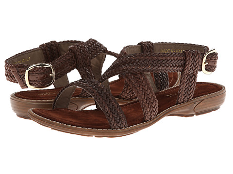 Sesto Meucci - Basket (Tan Tuffy Weave) Women's Sandals