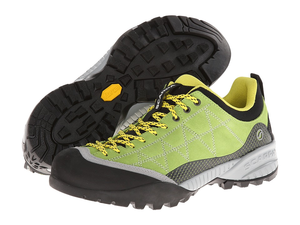 Scarpa - Zen Pro (Spring/Yellow) Hiking Boots