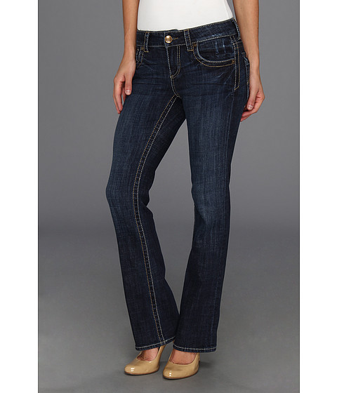KUT from the Kloth - Natalie High Rise Bootcut Short Inseam in Vargos (Vargos) Women's Jeans