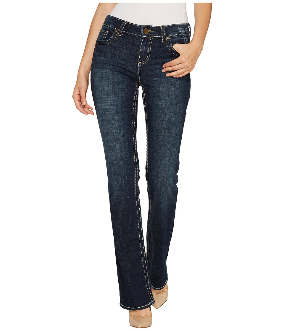 KUT from the Kloth - Natalie Bootcut Long Inseam in Vagos (Vagos) Women's Jeans