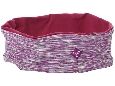 Prana - Reversible Headband (Boysenberry) Headband