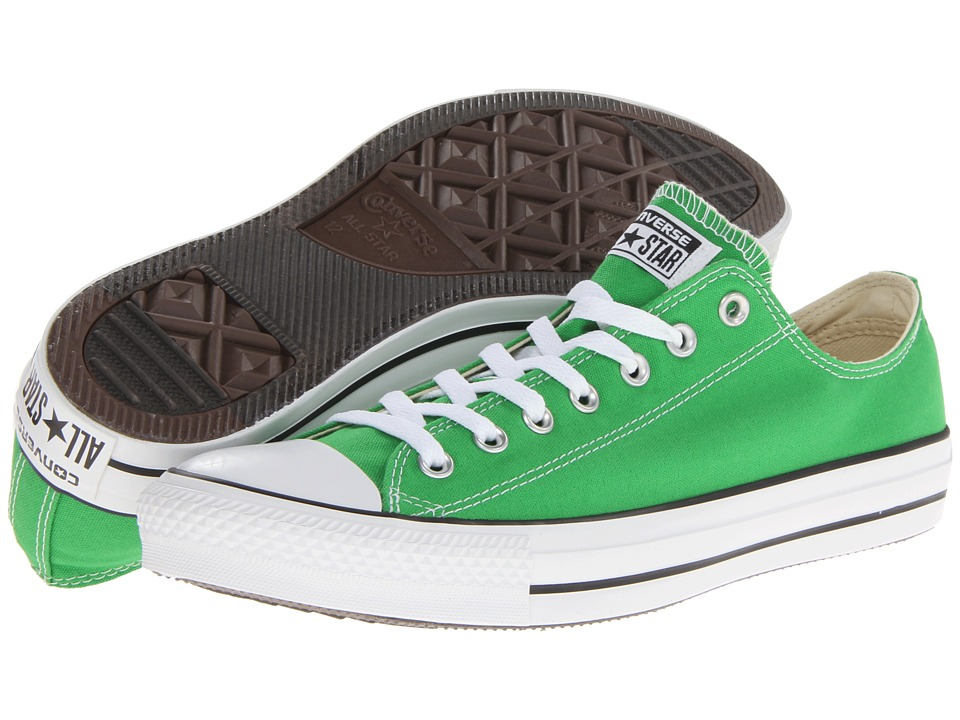 Converse - Chuck Taylor All Star Seasonal Ox (Jungle Green) Classic Shoes