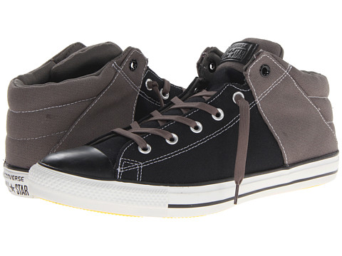 Converse - Chuck Taylor All Star Axel Mid (Black/Charcoal) Athletic Shoes